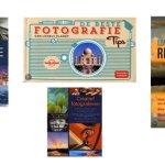 Vakantietip: met deze boeken leer je fotograferen als de beste