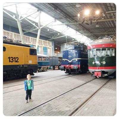 spoorwegmuseum Yuren