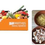 Snel, gemakkelijk en heerlijk eten met de Mathijs Maaltijdbox