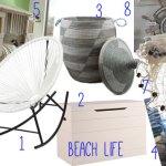 Elke dag (en nacht!) naar het strand: een eigen strandkamer