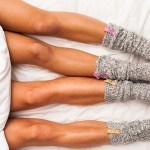 Geitenwollen sokken kunnen ook hip zijn
