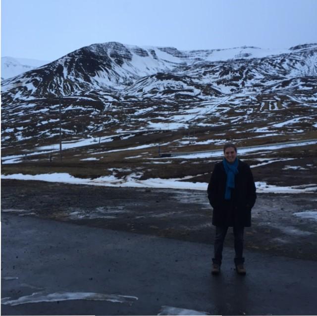 ijsland skigebied