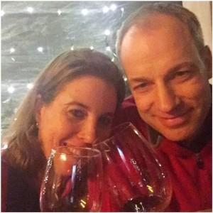 proost wijnproeverij binnentuin