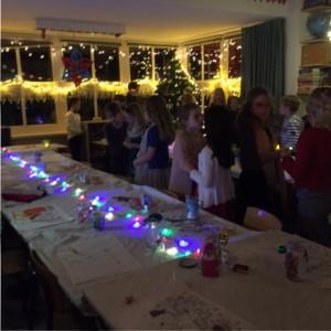 sterre kerstdiner 2015