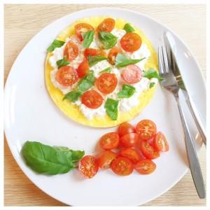 omelet hutenkase