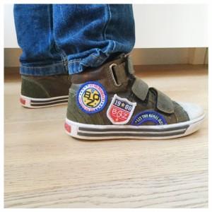 schoenen yuren bruin braqeez