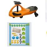 Hoe kinderen heerlijk buitenspelen met het fijnste speelgoed