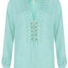 jacky-luxury-blouse-turquoise-jlss16136_-_turquoise