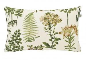 Sierkussen Munster met botanische print van Woonexpress
