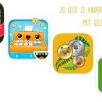 Leer kinderen omgaan met geld via deze apps