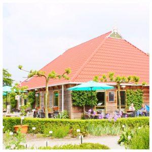 het tuincafe kruidhof