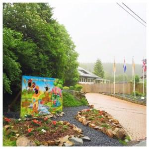 10 x doen in de Ardennen met kinderen camping petite suisse ingang