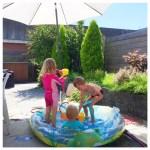 Zwembadparadijs in eigen tuin