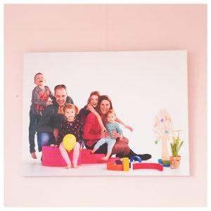 beste-canvas-gezin