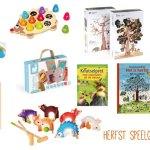 10 x herfst speelgoed voor kinderen