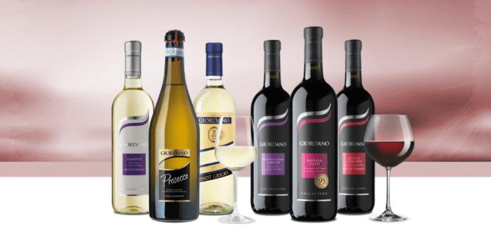 giordano-wijnpakket