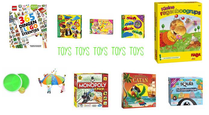 Top 5 leukste speelgoed