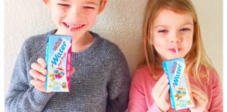 Deze pakjes sap zonder suiker kun je gerust aan je kind geven
