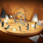 Originele kerststallen