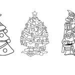 De leukste kleurplaten voor Kerst