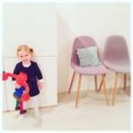 Nieuwe eetkamer stoelen