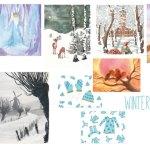 De allerleukste winterkaarten