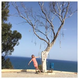 Op vakantie naar Tunesië sidi bou said