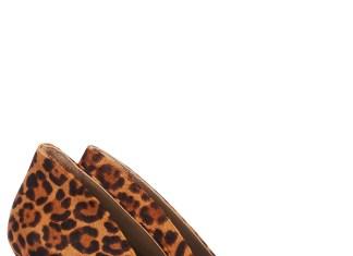 pumps tijgerprint