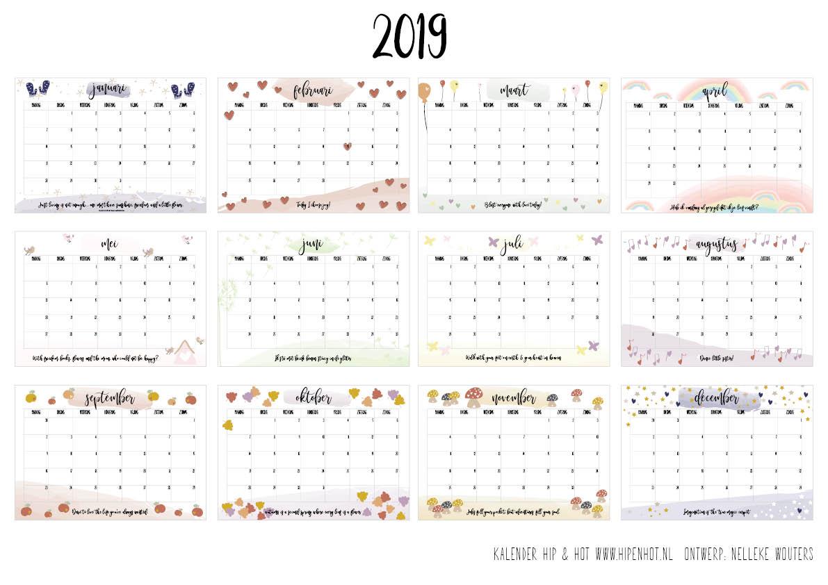 Winter kalender gewinnspiel 2019