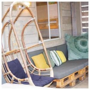 loungebank glamping toscane