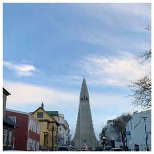 uitzicht kerk reykjavik