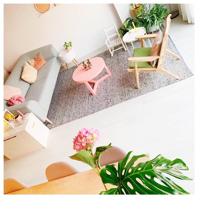 Een Scandinavische stoel voor de woonkamer