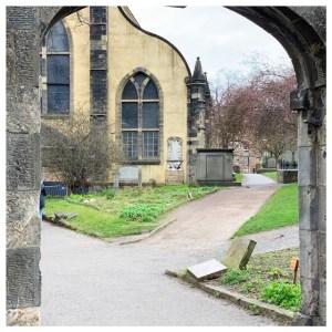 Greyfriars Kirkyard poortje