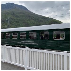 flamsbana trein