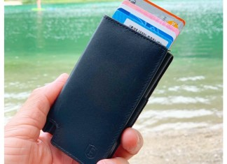 Een ekster wallet voor al je pasjes