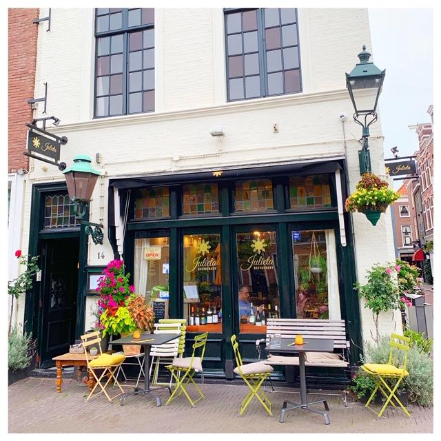 Restauranttip: Julieta in Den Haag