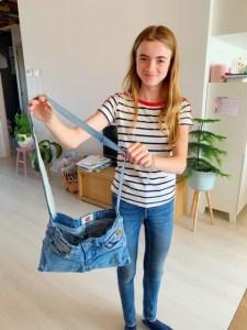 sterre tas spijkerbroek