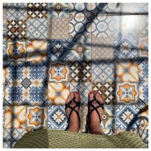 marokkaanse vloer
