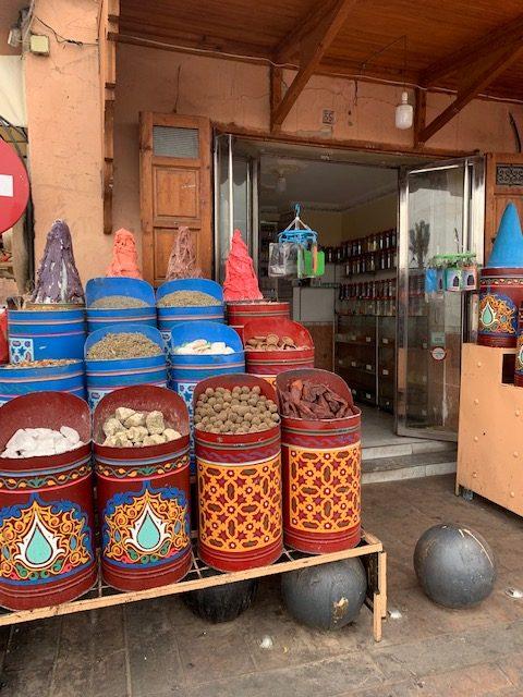 medina kruiden marrakech