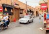 straatbeeld marokko