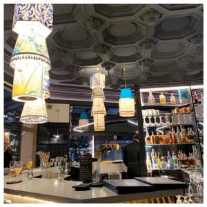 restaurant continental interieur