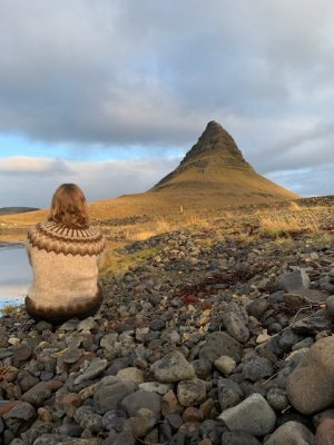 Snaefelssness, bezienswaardigheden en IJslandse trui Kirkjufell