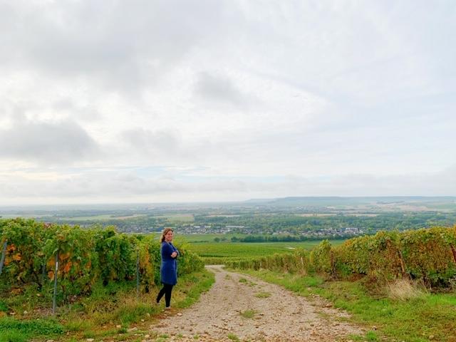 wandeltour wijngaarden mutigny