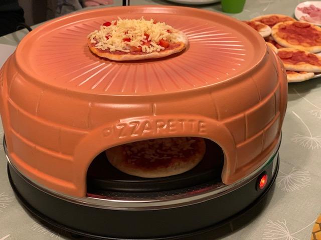Pizzarette recepten
