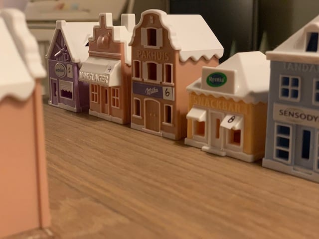 huisjes straatje bouwen