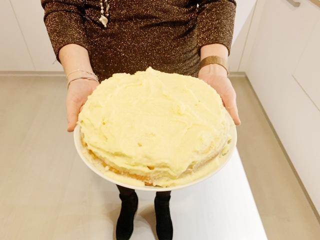bijzondere taart basistaart met frosting