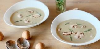 recept champignonsoep de allerlekkerste