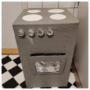 surprise oven