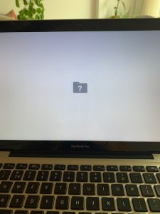 laptop crash jan 2020