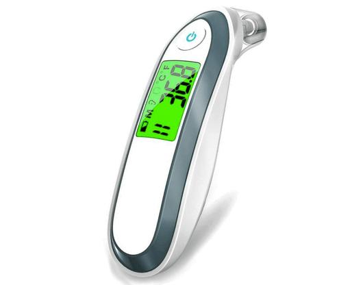 voorhoofdthermometer mijn ervaring vita vitalis
